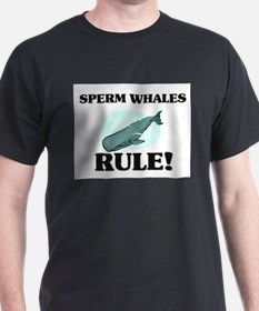 Sperm Whales Rule! T-Shirt