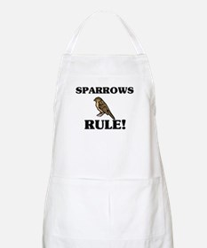 Sparrows Rule! BBQ Apron