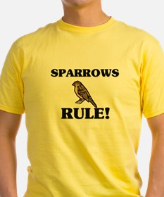 Sparrows Rule! T