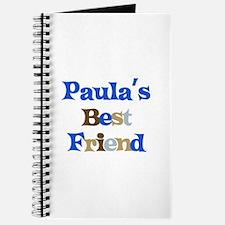 Paula's Best Friend Journal