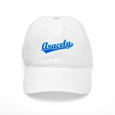 Retro Aracely (Blue) Baseball Cap