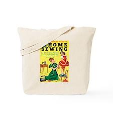 "Tote Bag - ""Home Sewing"""