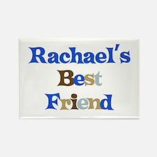Rachael's Best Friend Rectangle Magnet