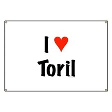 I love Toril Banner