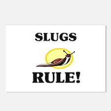 Slugs Rule! Postcards (Package of 8)