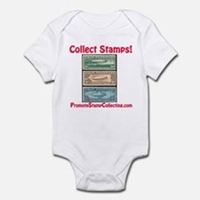 Cute Collecting Infant Bodysuit