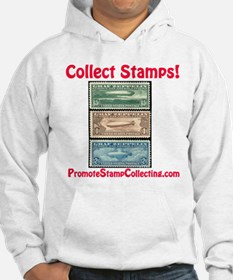 Unique Stamp collecting Hoodie
