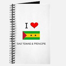 I Love Sao Tomae & Principe Journal