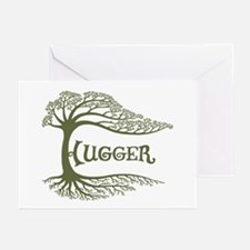 Hugger II Greeting Cards (Pk of 10)