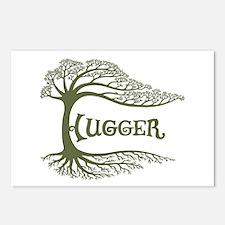 Hugger II Postcards (Package of 8)