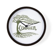 Hugger II Wall Clock