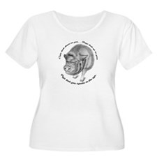 Pigs Look You Square in the Eye T-Shirt