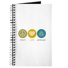Peace Love Histology Journal