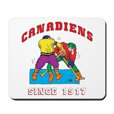 Canadiens Mousepad