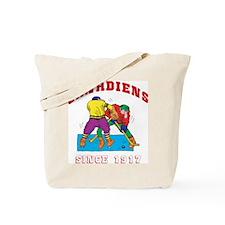 Canadiens Tote Bag