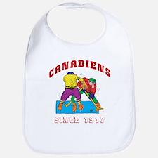Canadiens Bib