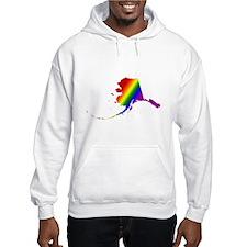 Alaska Gay Pride Jumper Hoody