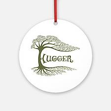 Hugger II Ornament (Round)