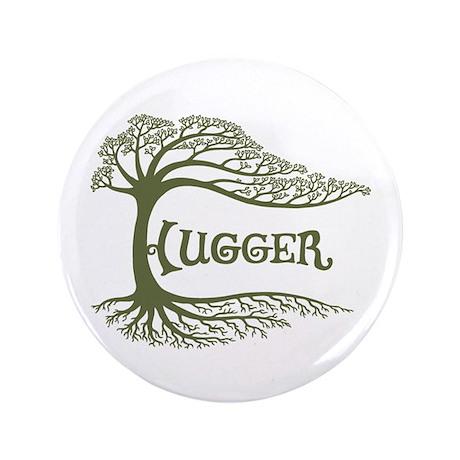 """Hugger II 3.5"""" Button"""
