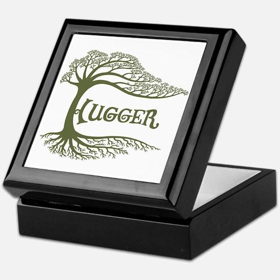 Hugger II Keepsake Box