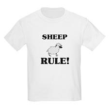 Sheep Rule! T-Shirt