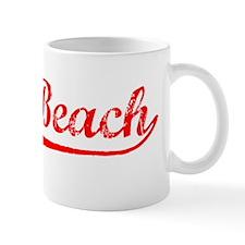 Vintage Vero Beach (Red) Mug