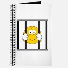 Prisoner Smiley Face Journal