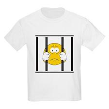 Prisoner Smiley Face T-Shirt