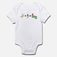Banana Plus Ear Infant Bodysuit