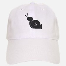 Turbo Snail Baseball Baseball Cap