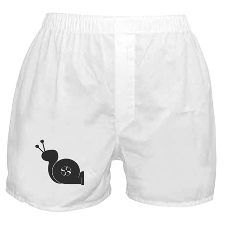 Turbo Snail Boxer Shorts