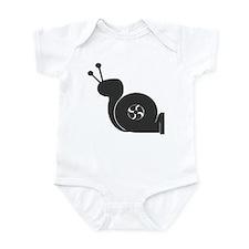Turbo Snail Infant Bodysuit