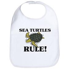 Sea Turtles Rule! Bib