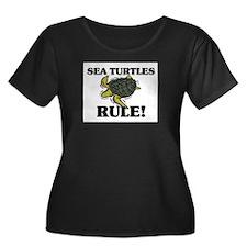 Sea Turtles Rule! T