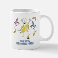 Banana King Mug