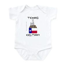 Texas Oilman Infant Bodysuit