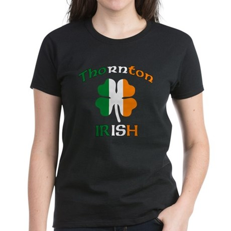 Thornton Irish Women's Dark T-Shirt