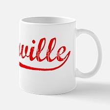 Vintage Victorville (Red) Mug