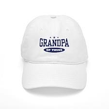 Grandpa of Twins Cap