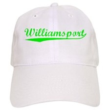 Vintage Williamsport (Green) Baseball Cap