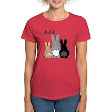 Rabbittude Posse Tee