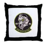 Desert Prowler Throw Pillow
