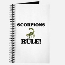 Scorpions Rule! Journal
