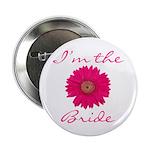 Pink Daisy Bride 2.25