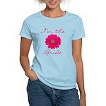 Pink Daisy Bride Women's Light T-Shirt