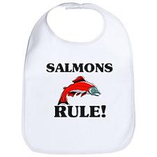 Salmons Rule! Bib