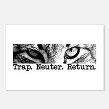Trap. Neuter. Return. Postcards (Package of 8)