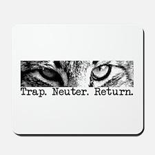 Trap. Neuter. Return. Mousepad