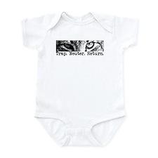 Trap. Neuter. Return. Infant Bodysuit