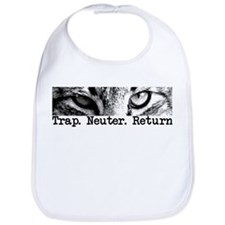 Trap. Neuter. Return. Bib